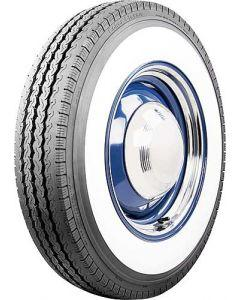 Tire - 600R16 - 3 Whitewall - Radial - Coker Classic