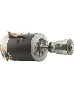 Starter - New With A Modern Bendix Starter Drive Installed-12 Volt - Ford V8 Except 60 HP