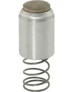 Distributor Vacuum Brake Plunger - With Spring - Leather End - All Except 4 & 6 Cylinder H Engine - Ford