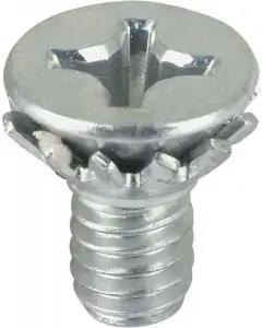 1964-1968 Mustang Door Latch Screw Set