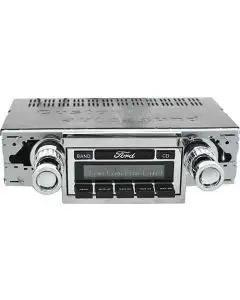 AM/FM Stereo Radio - CA630 Model - Ford