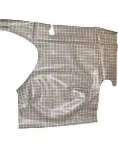 Trunk Mat - Vinyl - Pattern #08 Plaid - Comet