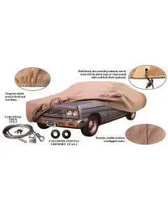 Car Cover - Poly-Cotton - Falcon