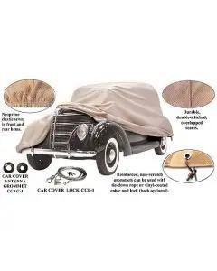Car Cover - Poly-Cotton - Ford Sedan