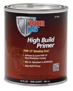 POR-15® High Build Primer - 1 Quart