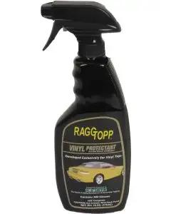 Raggtopp Brand Convertible Top Protectant - For Vinyl Tops - 16 Oz. Pump