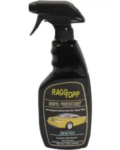 Raggtopp Brand Convertible Top Protectant - For Vinyl Tops - 16 Oz. Pump