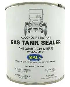 Gas Tank Sealer - Ethanol Compatible - 1 Quart Can