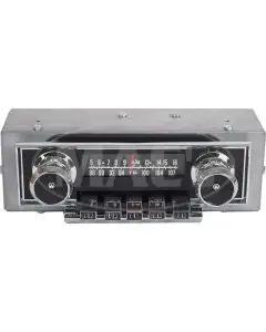 1963 Ford Galaxie AM/FM Stereo Radio With Bluetooth