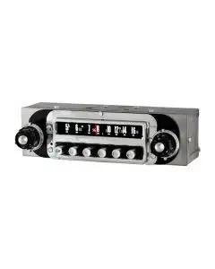 1955 Ford Thunderbird AM/FM Reproduction Radio with Bluetooth, 180 Watts