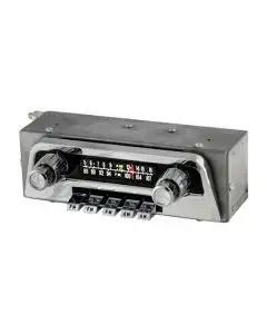 1963 Ford Thunderbird AM/FM Reproduction Radio with Bluetooth, 180 Watts