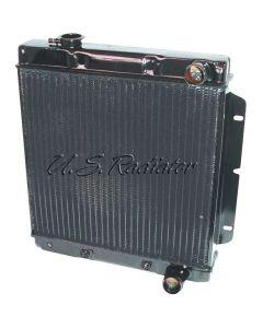 Falcon V8,260 / 289 OEM Type Replacement Radiator, 1963-1965