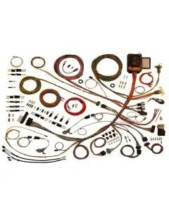 1953-56 Ford Pickup Complete Wiring Kit