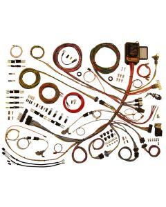 1961-66 Ford Pickup Truck Complete Wiring Kit