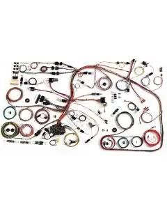 1967-72 Ford Pickup Complete Update Series Wiring Kit, F100-F350