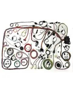 1978-1979 Ford Bronco Complete Wiring Kit