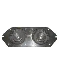 "1964-1966 Mustang Ken Harrison Dual 4"" Speaker Assembly"