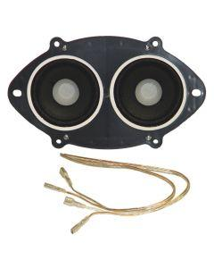 "1967-1973 Mustang Ken Harrison Dual 3.5""  Speaker Assembly"