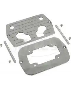 Optima Battery Tray-aluminum