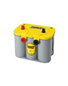 OPTIMA(r) Battery, Heavy-Duty, Yellow Top, Dual Posts, 12 Volt
