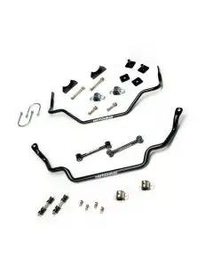 1967-1970 Mustang Hotchkis Front and Rear Sway Bar Kit