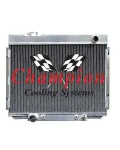 Champion Three Row Aluminum Radiator 390, 429 V8