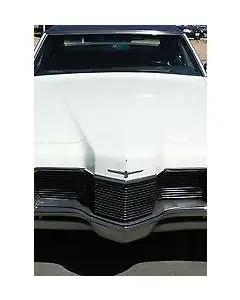 1970 Ford Thunderbird Windshield For 4Door Hard Top With Antenna