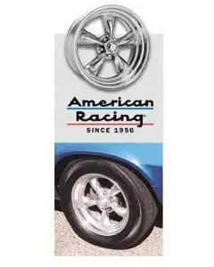 Camaro Torq-Thrust II Wheel, 15 x 8, American Racing