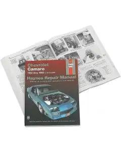 Camaro Haynes Repair Manual, 1982-1992