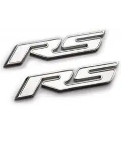 Camaro Emblems, Chrome RS, 2010-2013