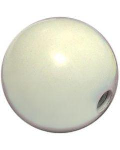 1958-1962 Corvette Shifter Knob White