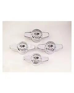 1956-1962 Corvette Wheel Cover Spinner, Individual