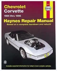 1984-1996 Corvette Haynes Repair Manual