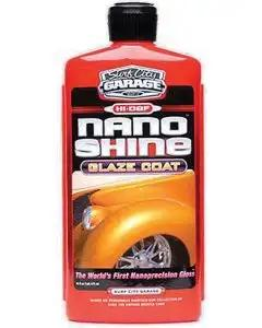 Paint Gloss Coating, Nano Glaze, 8 Oz., Surf City Garage