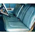 Super Saver Interior Kit 3, Galaxie 500, Fastback, With Bench Seat, 1964
