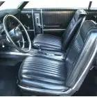 Super Saver Interior Kit 2, Galaxie 500XL, Convertible, WithBucket Seats, 1967