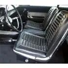 Super Saver Interior Kit 2, Galaxie 500XL, Fastback, With Bucket Seats, 1964