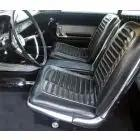 Super Saver Interior Kit 3, Galaxie 500XL, Fastback, With Bucket Seats, 1964