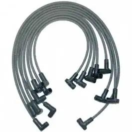Lectric Limited, Spark Plug Wire Set, Small Block, Date Coded 3-Q-70, Except Z/28 | 1230-703 Camaro 1971