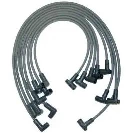 Lectric Limited, Spark Plug Wire Set, Small Block, Date Coded 1-Q-71,Except Z/28| 1230-711 Camaro 1971