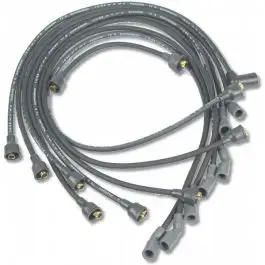 Lectric Limited, Spark Plug Wire Set, 6-Cylinder, Date Coded 1-Q-73 | 1016-731 Camaro 1973