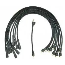 Lectric Limited, Spark Plug Wire Set, Reproduction, With Cross Fire Injection| 1268-999 Camaro 1982