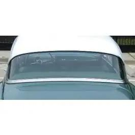 Chevy Rear Glass, Tinted, Sedan, 1953-1954