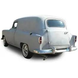 Chevy Liftgate Glass, Tinted, Sedan Delivery, 1953-1954