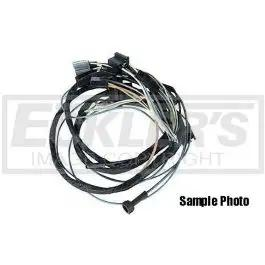 Nova And Chevy II Air Conditioning Wiring Harness, Factory ...