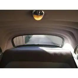 Acme Auto Headlining 69-1407-PRP1411 Maroon Replacement Headliner 5 Bow 1969 Chevrolet Impala 4 Door Sedan