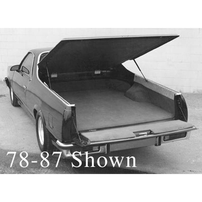 El Camino Bed Liners Upholstered Liner 1964 1987