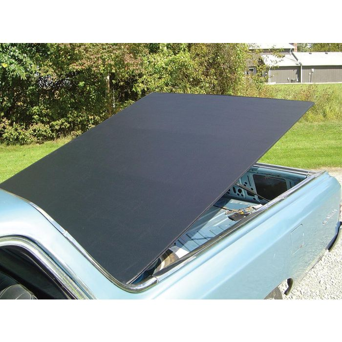 El Camino Tonneau Cover Hatch Style Black 1964 1967