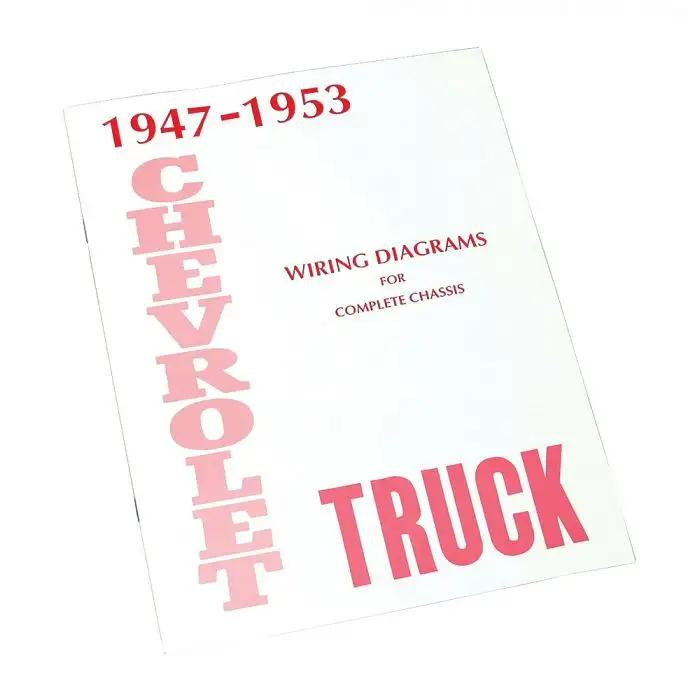 wiring diagram for your chevy truck chevy truck wiring diagram  1947 1953  chevy truck wiring diagram  1947 1953