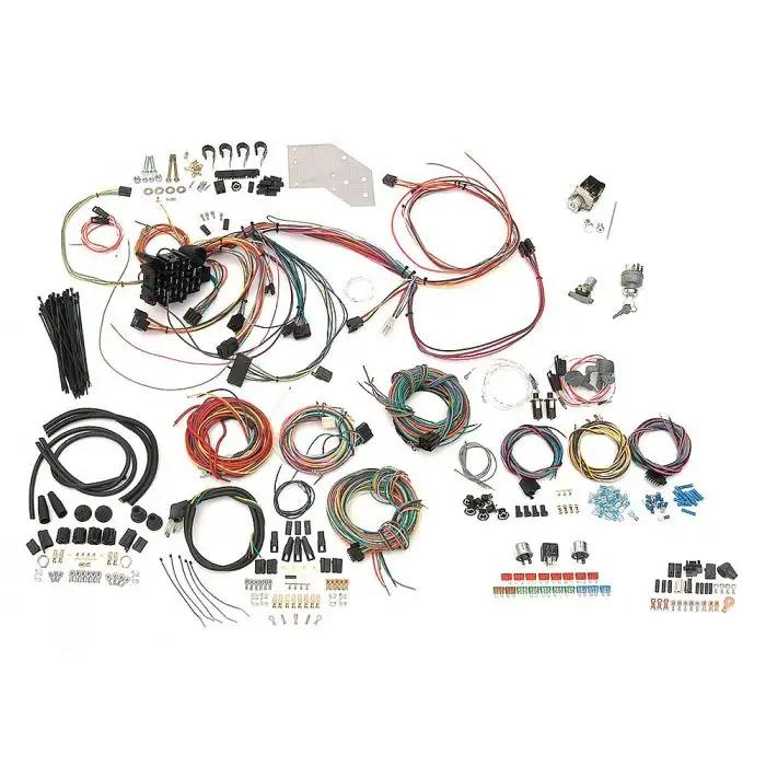 1955-59 chevy truck classic update wiring harness kit  ecklers